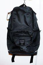 Marimekko black Buddy backpack, 28x40cm