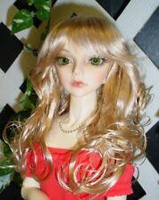 "DOLL Wig, Monique Gold ""Sassy"" Size 4/5 in Light Golden Blonde"