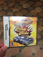 Nintendo DS Activision MTV Pimp My Ride: Street Racing *New*