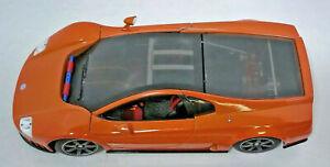 (Rare) Volkswagen W12 NARDO Metallic Orange (Road Signature)1:18 Die Cast-No Box