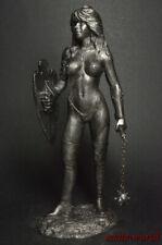 Tin soldier, figure. Amazon 120 mm