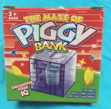 The Maze of Piggy Bank Intellect Game by Dragon Pad Stimulation Fun Game