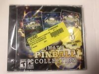 ULTIMATE PINBALL COLLECTION RARE USA IMPORT PC CD ROM 3 PINBALL GAMES Collectors