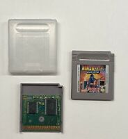 GameBoy Ninja Gaiden Shadow Authentic with Original Nintendo Case TESTED!!