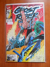 GHOST RIDER #29 1992 Marvel Comics  [SA41] guest Wolverine