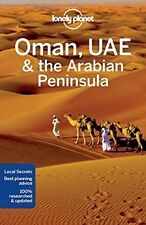 Omán, Emiratos Árabes Unidos & península arábica por Jenny Walker, Lonely Planet, Andrea..