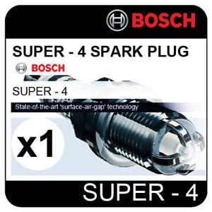 SEAT Leon 1.4 16V 12.99-05.02 [1M1] BOSCH SUPER-4 SPARK PLUG FR78X