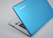 Lenovo IdeaPad U310 Ultrabook Intel i3 CPU 320 GB HDD 4GB Ram  Win 10 Aqua Blue