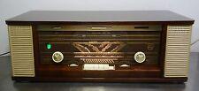 Vintage Radio - Philips Reverbeo B7X14A / 22  Stereo Röhrenradio 1961-63