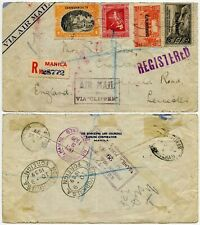 PHILIPPINES REGISTERED CLIPPERS PACIFIC + ATLANTIC YANKEE AIR UK HSBC ENV 1939