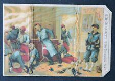 Papier cigarette WW1 LES DERNIERES CARTOUCHES rolling paper zigarettenpapier