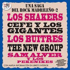 UNA SAGA DEL ROCK MADRILEÑO -  Vol.2-CD