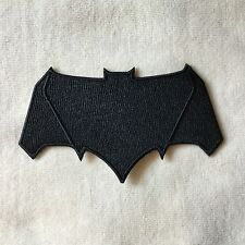 SUPER HERO BATMAN BAT MAN EMBROIDERY IRON ON PATCH BADGE #2