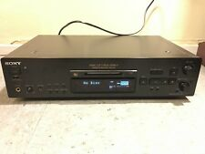 Sony Mds-Jb940 Minidisc Deck Player and Recorder with Keyboard Input *Rare*