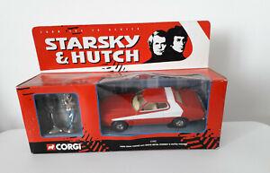 Sealed Corgi  57402 Starsky  & Hutch Ford Gran Torino Inc Figures Mint in box