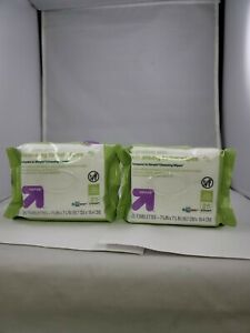 2 Pack Facial Cleansing Wipes for Sensitive Skin - 25ct - up & up