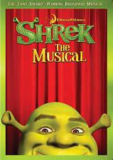 Shrek the Musical New Dvd! Ships Fast!
