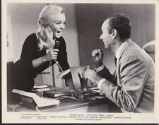 Tuesday Weld and Max Showalter Lord Love a Duck 1966 vintage movie photo 33461