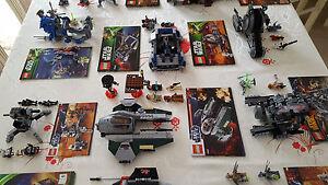 x3 LEGO sets Star Wars (9494, 75002, 75015)