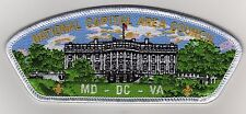 NCAC SA 15 CSP, White House (1997 Original), White Brd., Numbered, Mint!