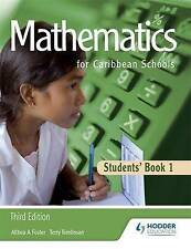 Maths For Caribbean Schools Laurence  Althea 9781405847773