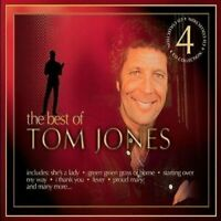 The Best Of..., Tom Jones, Audio CD, Acceptable, FREE & FAST Delivery