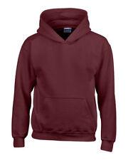 Sweats et vestes à capuche marrons pour garçon de 2 à 16 ans