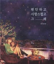 Puuung Illustration Book 1 Love is Grafolio Couple Love Story Gift