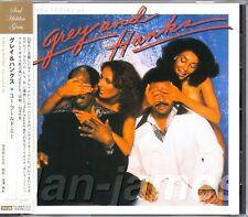 Grey & Hanks YOU FOOLED ME 2008 JAPAN Reissue CD OOP