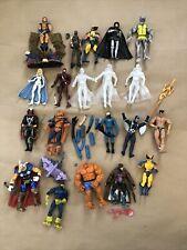 Marvel Figure Loose Lot Of 20 (avengers, Legends, Toy Biz, X-men, Hasbro) Lot#8