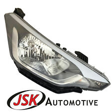 Genuine Hyundai Head Light UK Driver Side for i20 2014-2018 Right Hand Head Lamp