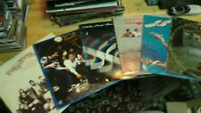 Little River Band (6) lp lot vg, cocktail, best, s/t, wire, exposure & sleeper