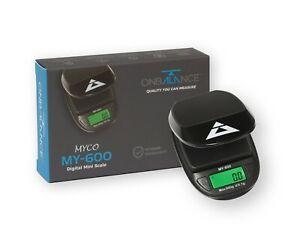0.1g X 600g On Balance Bolsillo Peso Digital Myco My Mini Joyería Pesaje Balanza