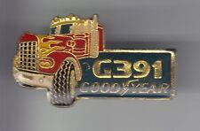 RARE PINS PIN'S .. AUTO CAR PNEU TYRE CAMION TRUCK TRACTEUR G391 GOODYEAR ~DD
