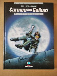 CARMEN MAC CALLUM n°3 , Intrusions , GESS/DUVAL  (édition.originale , nov 1997)