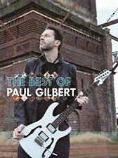 REMASTER THE BEST OF PAUL GILBERT PG-30 JAPN 2CD SET 64P DIGI BOOK