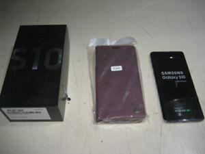 Samsung Galaxy S10 - Unlocked- See Note  Below