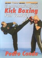 Kick Boxing Full Contact DVD von Pedro Conde Kickboxen