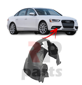 FOR AUDI A4 B8 2011 - 2016 NEW FRONT FENDER MUD GUARD SPLASH ARC RIGHT O/S