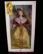 Barbie Dolls of the World Princess of Holland  NEW MIB
