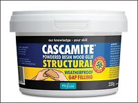 Polyvine Cascamite One Shot Structural Wood Adhesive Tub 220g CAS220G