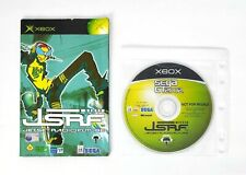 Sega GT 2002 / Jet Set Radio Future JSRF Microsoft XBOX PAL w/ Manual Good Cond