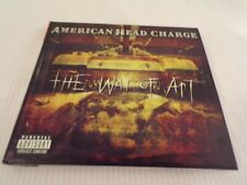 The War of Art [PA] by American Head Charge (CD, Aug-2001, American)