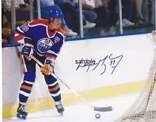 WAYNE GRETZKY 1 REPRINT 8X10 AUTOGRAPHED SIGNED PHOTO PICTURE OILERS RANGERS RP