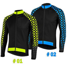 Cycling Jersey Jacket Long Sleeve MTB Bike Motocross Shirt Sports Wear Clothing