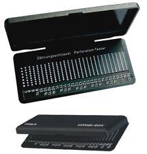 Lindner 2099 Zähnungsschlüssel Phila-combi-box