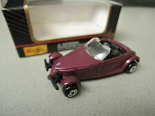 Maisto Special Edition 1/64 Plymouth Frowler Lila in OVP aus Sammlung (45/57)