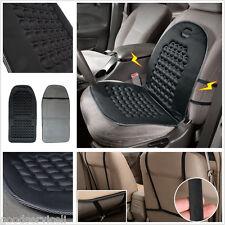 Black Magnetic Health Vehicles Interior Seat Massage Cover Memory Foam Cushion
