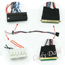 I-PEX 20455-040E-12 40 Pins LVDS Cable 1CH 6Bit For LP156WH4 LP156WH2 LCD