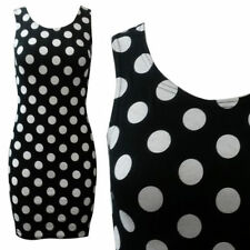 Regular Polka Dot Tank, Cami Tops and Blouses for Women